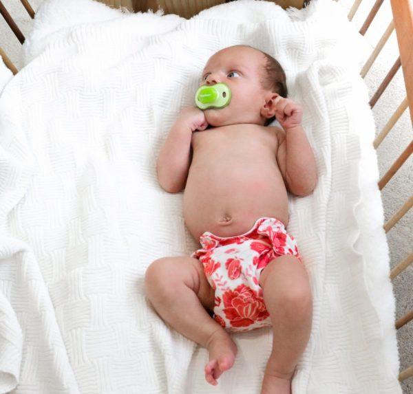 Smart Bottoms Born Smart Diaper | Pañales Ecologicos de Tela para recién nacido Born Smart